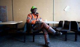 Poslední hlubinný důl na těžbu uhlí v Británii Kellingley Colliery byl zavřen v roce 2015