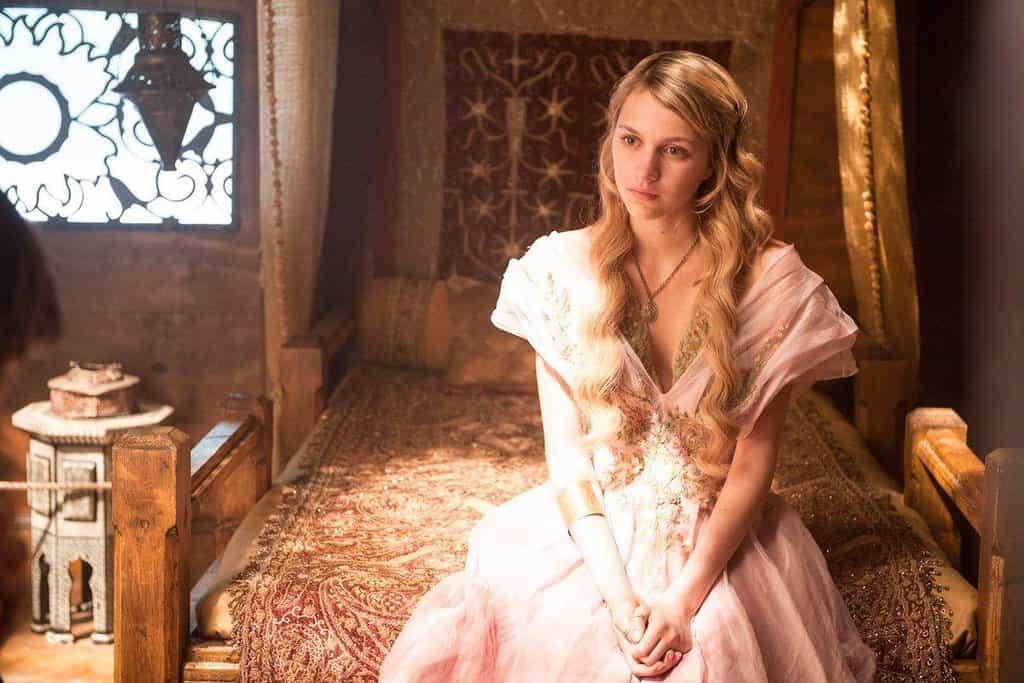 Myrcella Baratheon - mrtvá