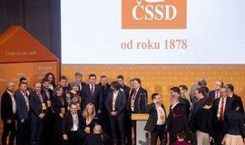Druhý den volebního sjezdu ČSSD