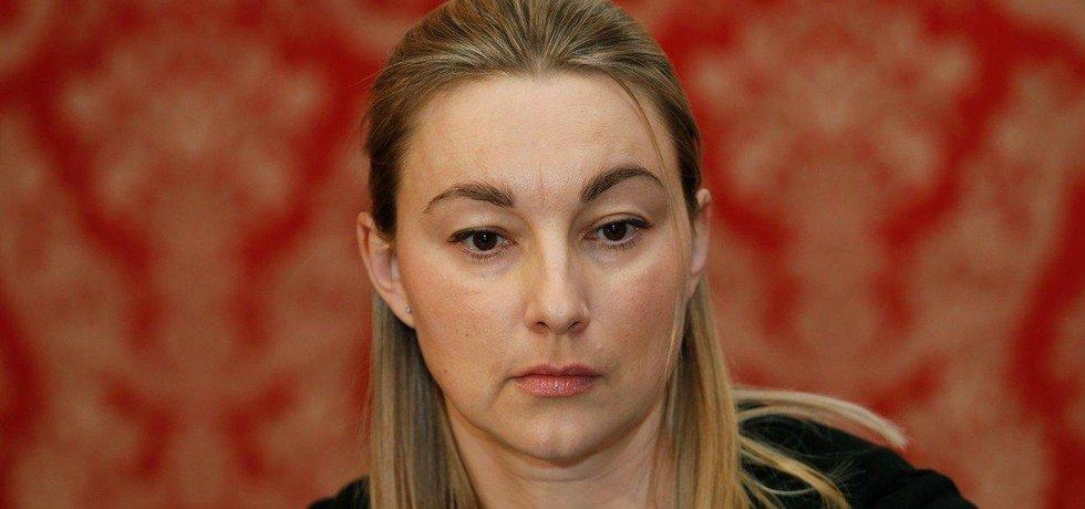 Kateřina Kalistová, archivní foto
