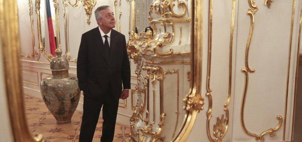Šéf nadnárodního koncernu Veolia Antoine Frérot