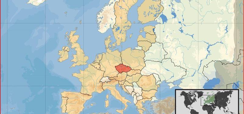 ČR, Česko