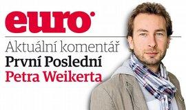 První poslední Petra Weikerta