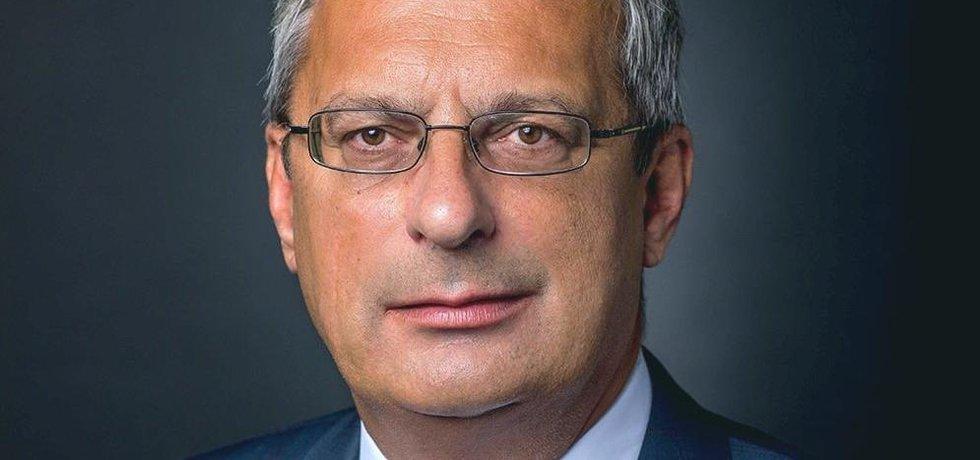 Náměstek ministra školství Václav Pícl