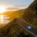 Podél australského pobřeží na Great Ocean Road.