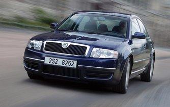 Škoda Superb 1. generace