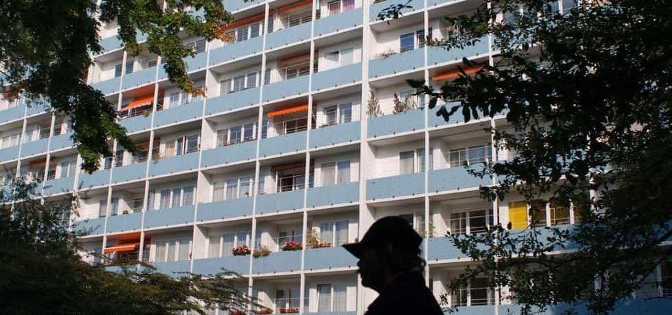 Byty v Berlíně - ilustrační foto