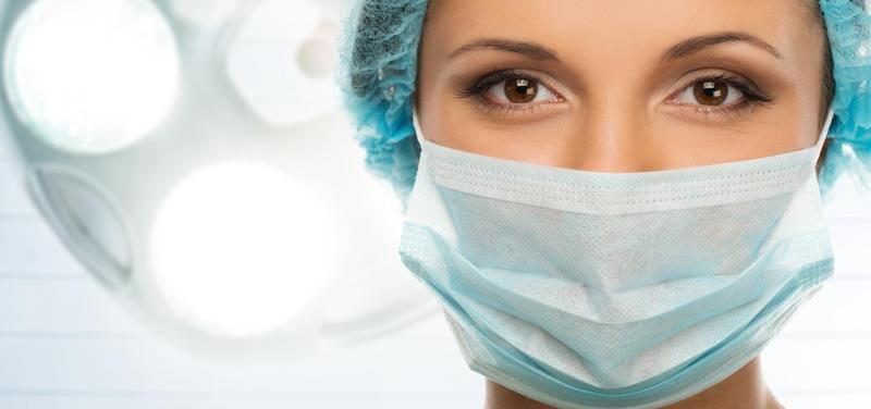*lékařka, sestra, chirurgie, operace