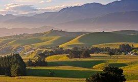 Krajina na Novém Zélandu