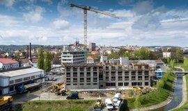 Výstavba CTP v Brně, Ponávka.