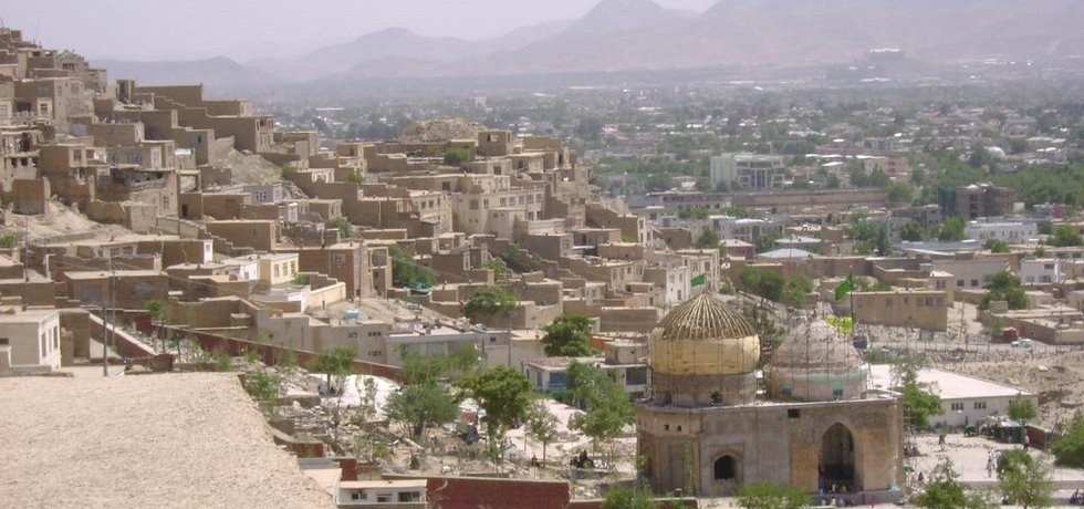Kábul, ilustrační foto