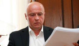 Podnikatel a bývalý majitel fotbalové Sparty Petr Mach