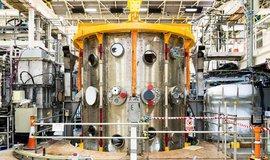 Tokamak v Culham Centre for Fusion Energy, ilustrační foto