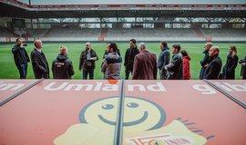 ČEZ se skrze dceřinou společnost Kofler Energies angažuje ve fotbalovém klubu Union Berlín