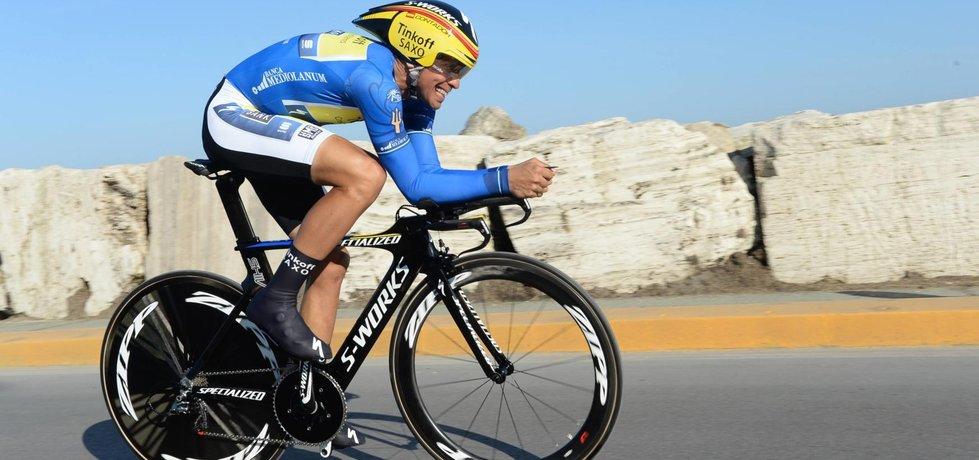 Alberto Contador (Zdroj: ČTK)