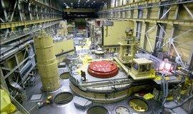 Maďarská jaderná elektrárna Paks, ilustrační foto