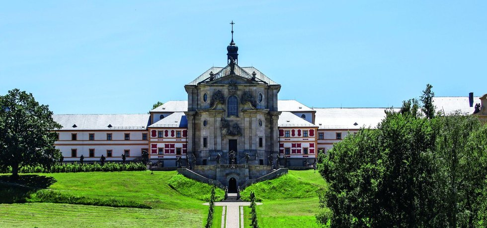 Barokní areál Kuks