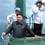 Na palubě jedné z mnoha dieselových severokorejských ponorek.