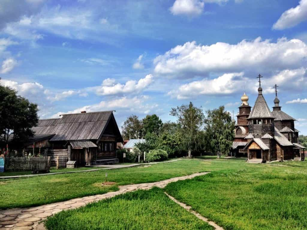 Ruský venkov