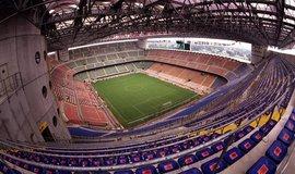 Fotbalový stadion San Siro / Giuseppe Meazza v Miláně