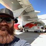 Přípravy testovacího letu