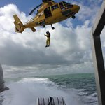 Zájemci o práci na elektrárnách v moři by se neměli bát letu helikoptérou