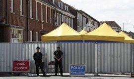 Vyšetřování otravy dvou Britů