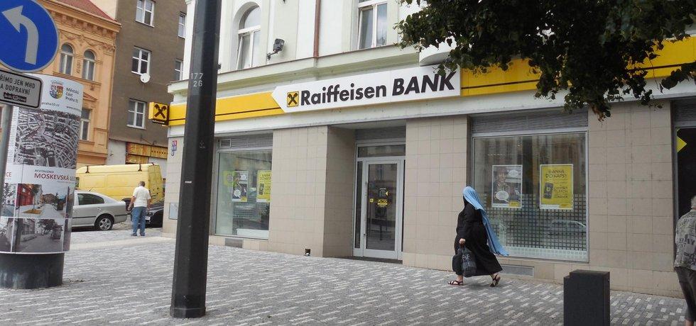 Test připravenosti bank na různá náboženská vyznání