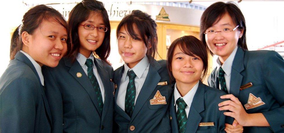 Čínské studentky - ilustrační foto (Autor: Tpjc via Wikimedia Commons; CC BY-SA 3.0)