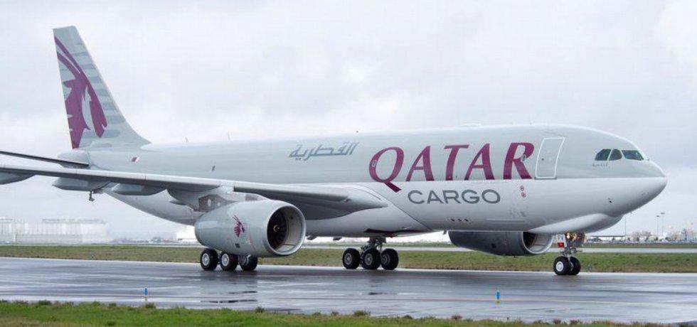 Qatar Airways Cargo, ilustrační foto