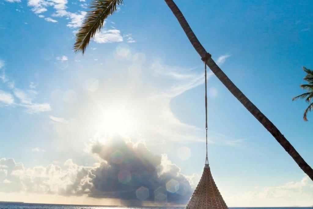 Luxusní resort na maledivském ostrově Velaa