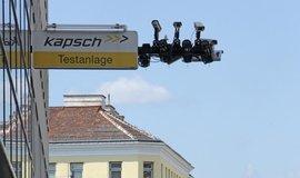 Otestujeme to. Podobně jako ve Vídni nedaleko sídla společnosti Kapsch testuje své zařízení, tak teď zkouší zvrátit prohraný tendr.