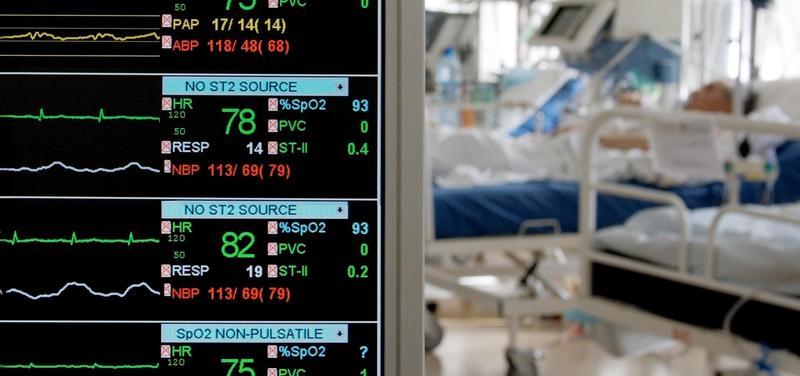 *nemocnice, pokoj, pacienti