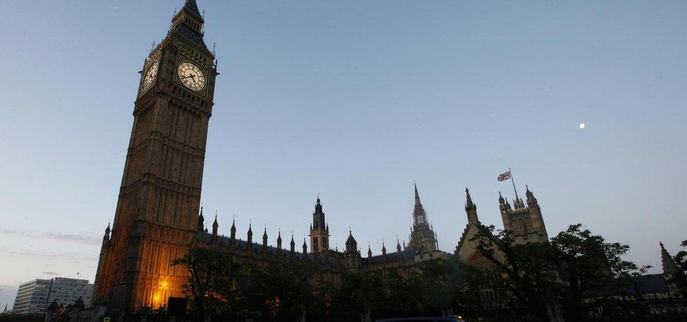 Londýn - Big Ben