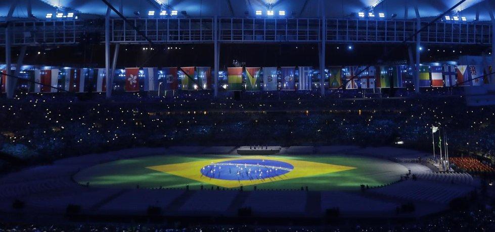 Zakončení olympijských her v Riu (Zdroj: ČTK)
