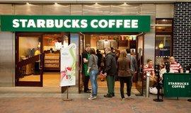 Starbucks v Londýně