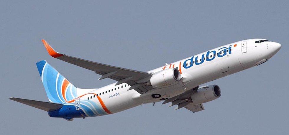 Boeingy 737 aerolinek Flydubai budou létat i do Prahy
