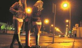 Prostitutky, ilustrační foto
