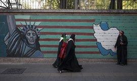 Írán - ilustrační foto