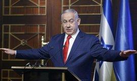 Netanjahu čelí nařčení z korupce. Prokurátor ho obvinil ze tří na sobě nezávislých případů