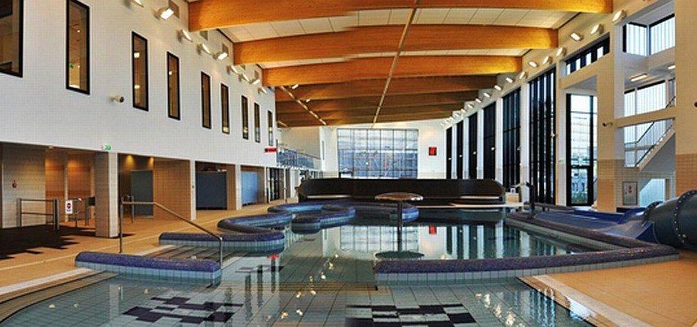 Součástí Galerie Sloneczne je i Aquapark