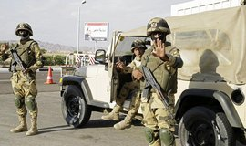 Egyptští vojáci - ilustrační foto