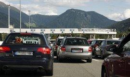 Brennerské dálnici, ilustrační foto