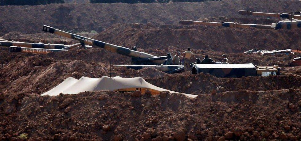 Invaze Turecka do Sýrie