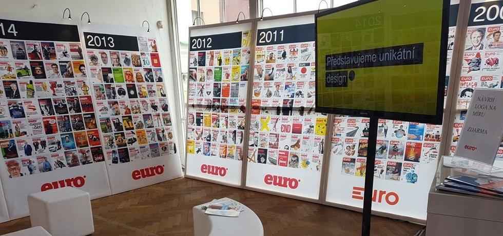 Euro na Designbloku