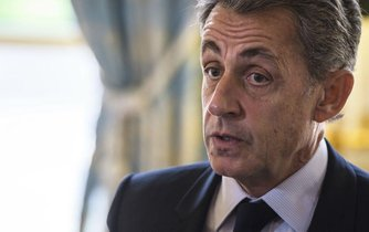 Exprezident Nicolas Sarkozy
