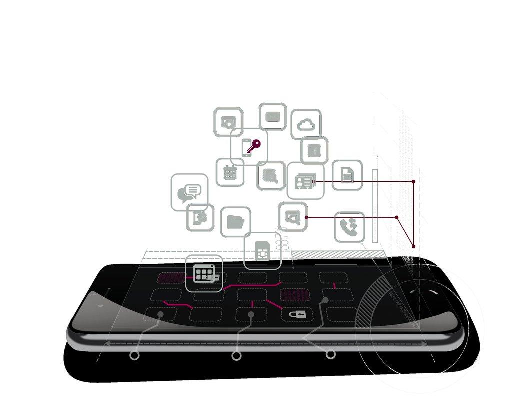 Mobilní telefony jsou dnes digitálním otiskem našich životů