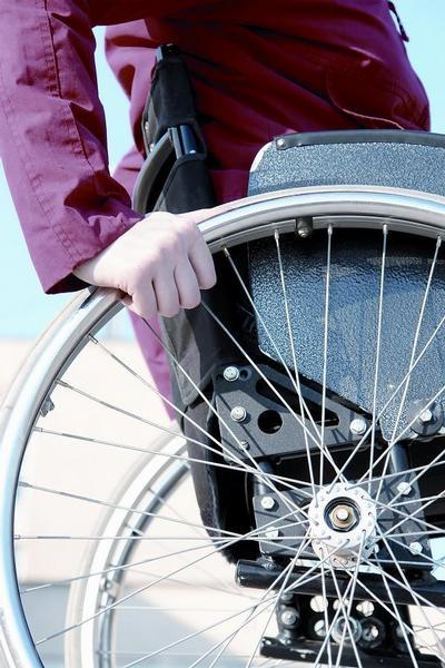 postižení, handicap