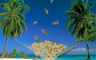 daňové ráje (ilustrační foto)