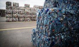 Recyklace plastu, ilustrační foto